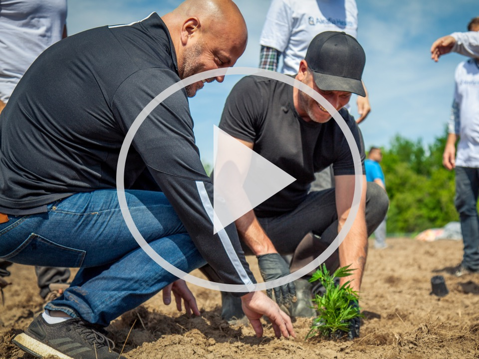 VIDEO: Canada's FIRST EVER Outdoor Cannabis Grow
